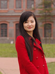 Native Chinese teacher - Crystal Zhu